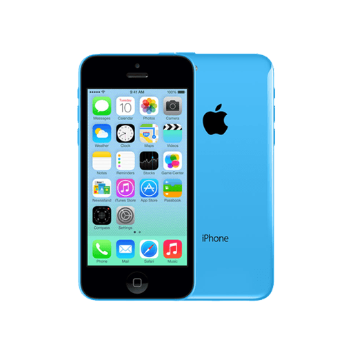 Apple iPhone 5C Cracked Camera Glass Cover Replacement