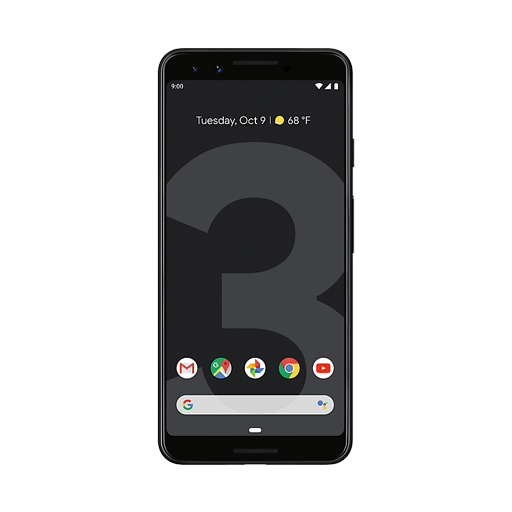 Google Pixel 3 Rear Glass Repair / Replacement