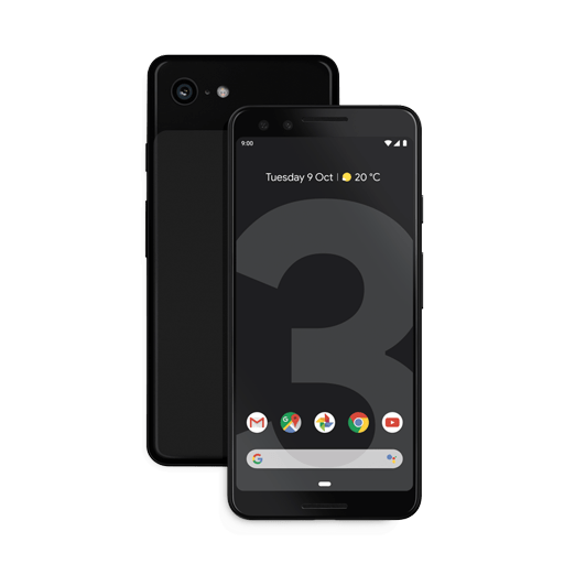 Google Pixel 3 XL Camera Glass Repair / Replacement