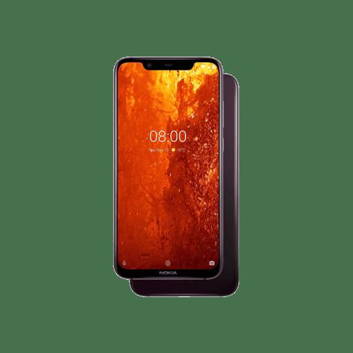 Nokia 8.1 Screen Replacement / Repair