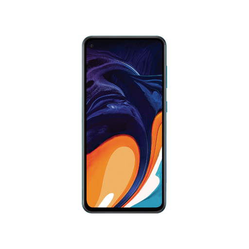 Samsung Galaxy A60 Charger Port Clean