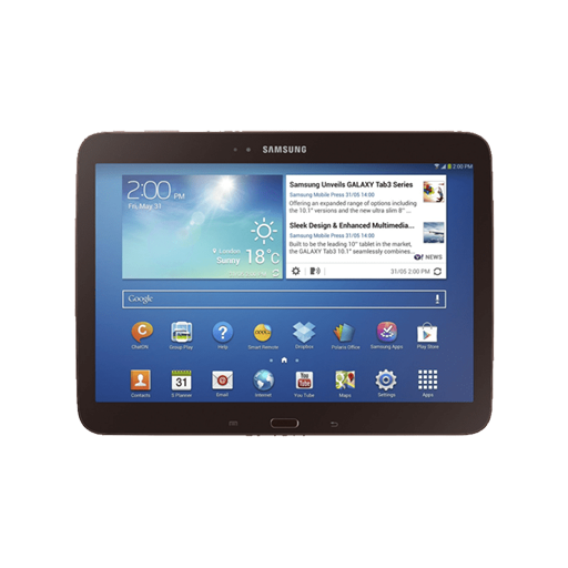 Samsung Galaxy Tab3 10.1 Screen Replacement