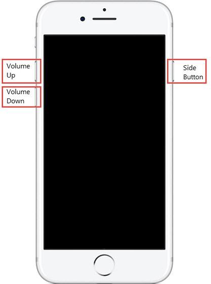 iPhone 8 Reset