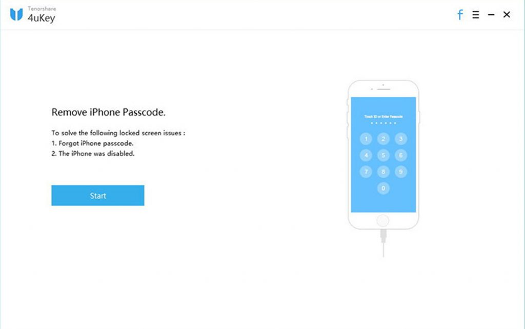 Tenorshare ReiBoot To Factory Reset iPhone