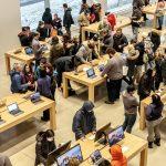 Apple iPhone Repair Store Close