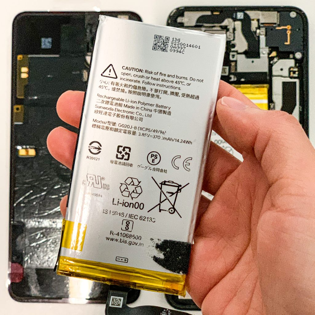 Pixel 4 XL Battery Issues