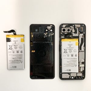 Google Pixel 4 XL Battery Problems