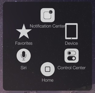 How to turn on Assistive Touch Menu