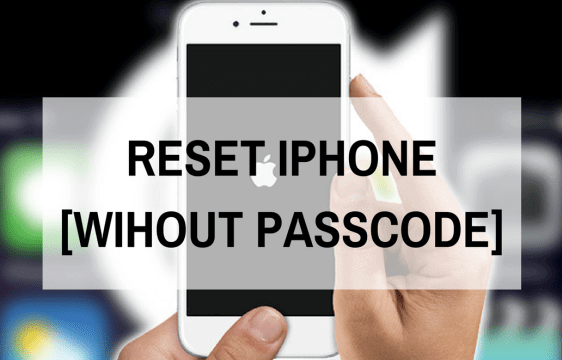 iPhone Reset Without Password