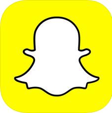 snap chat logo